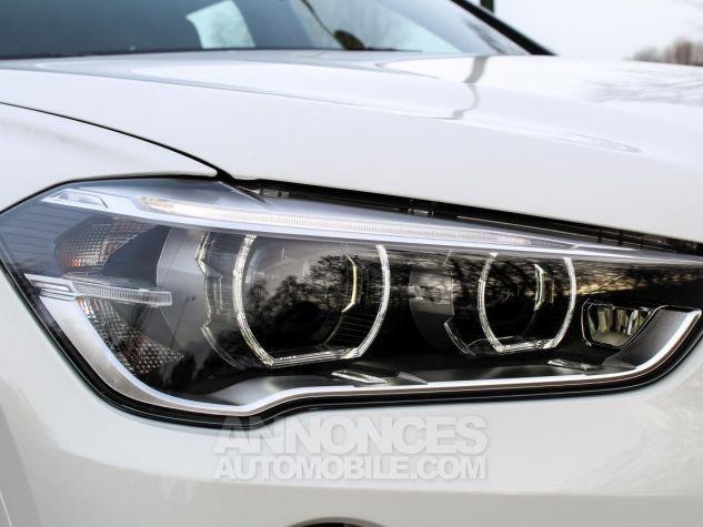 BMW X1 II F48 sDrive18i 136ch M Sport BLANC Occasion - 22