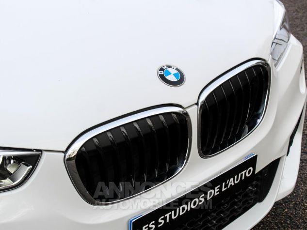 BMW X1 II F48 sDrive18i 136ch M Sport BLANC Occasion - 23