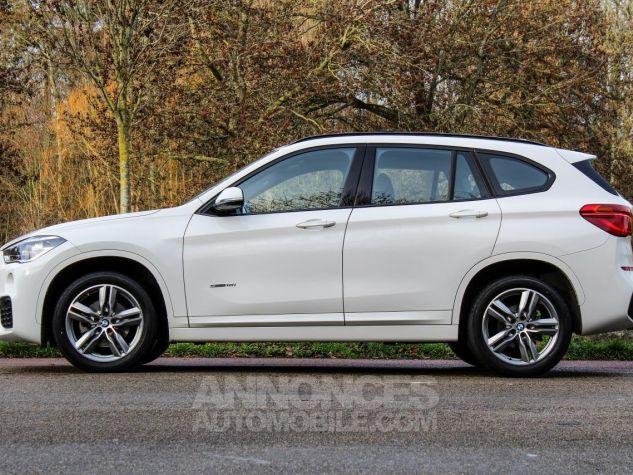 BMW X1 II F48 sDrive18i 136ch M Sport BLANC Occasion - 25
