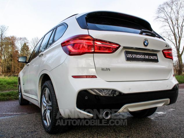 BMW X1 II F48 sDrive18i 136ch M Sport BLANC Occasion - 28