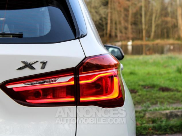 BMW X1 II F48 sDrive18i 136ch M Sport BLANC Occasion - 29
