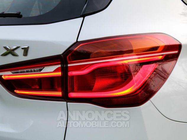 BMW X1 II F48 sDrive18i 136ch M Sport BLANC Occasion - 30