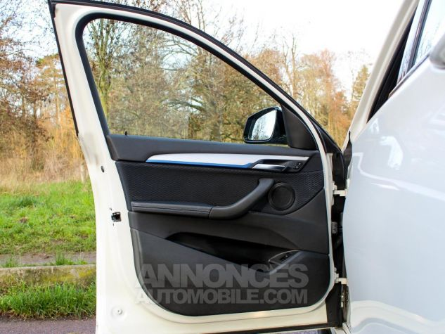 BMW X1 II F48 sDrive18i 136ch M Sport BLANC Occasion - 34