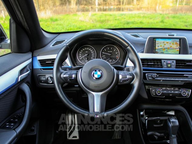 BMW X1 II F48 sDrive18i 136ch M Sport BLANC Occasion - 41