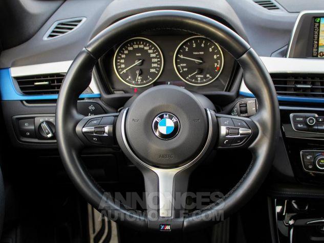 BMW X1 II F48 sDrive18i 136ch M Sport BLANC Occasion - 42