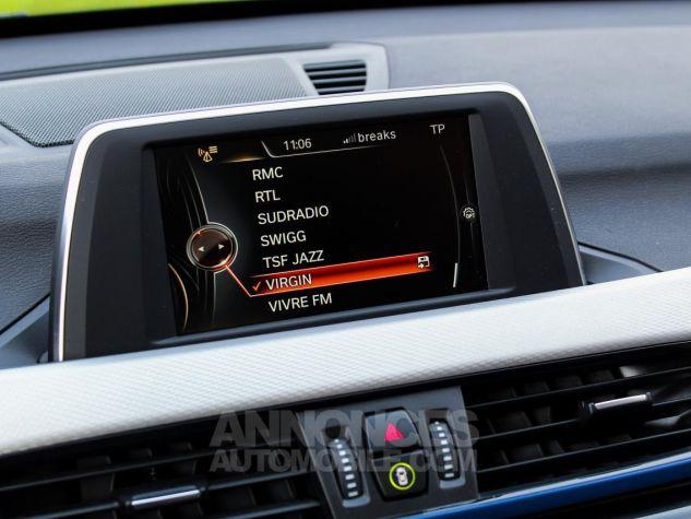 BMW X1 II F48 sDrive18i 136ch M Sport BLANC Occasion - 45