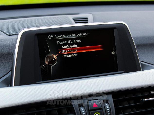 BMW X1 II F48 sDrive18i 136ch M Sport BLANC Occasion - 49