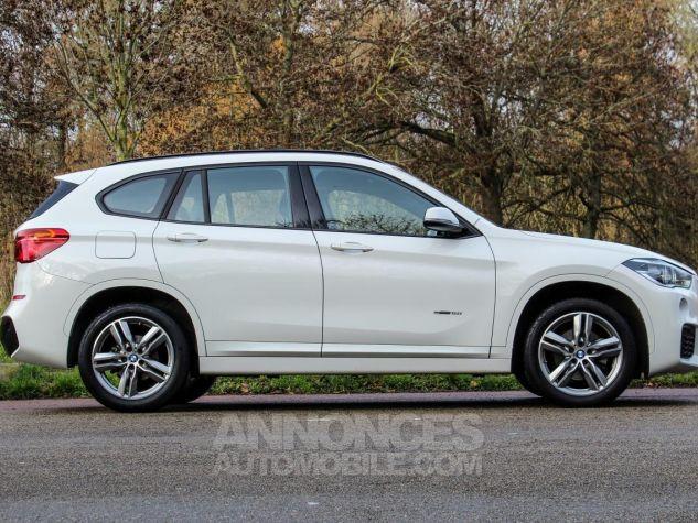 BMW X1 II F48 sDrive18i 136ch M Sport BLANC Occasion - 55