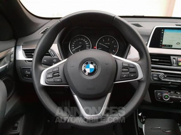 BMW X1 sDrive16d 116ch xLine Euro6c Saphirschwarz Occasion - 5