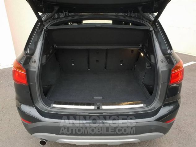 BMW X1 sDrive16d 116ch xLine Euro6c Saphirschwarz Occasion - 7
