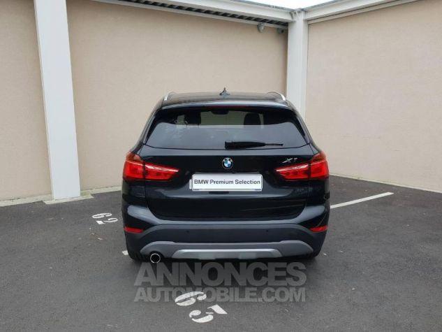 BMW X1 sDrive16d 116ch xLine Euro6c Saphirschwarz Occasion - 13