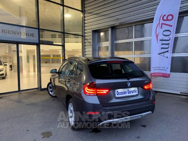 BMW X1 sDrive18d 143ch Lounge Mineralgrau Occasion - 3