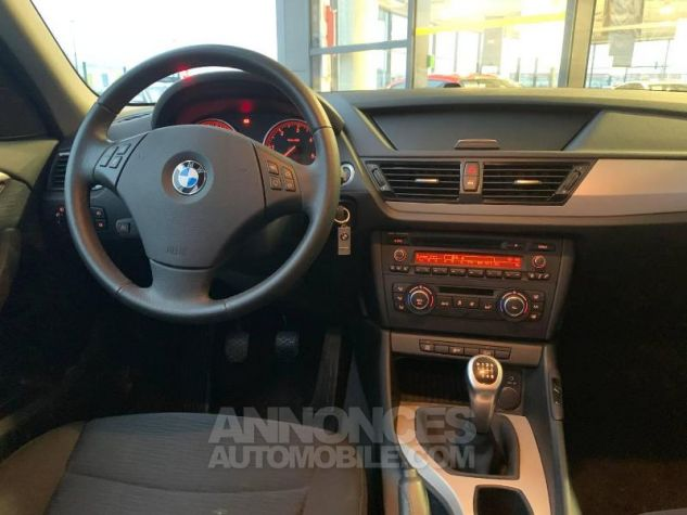 BMW X1 sDrive18d 143ch Lounge Mineralgrau Occasion - 8