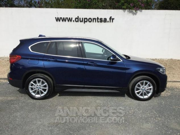 BMW X1 sDrive18d 150ch Business Design Euro6d-T MEDITERRANBLAU Occasion - 9