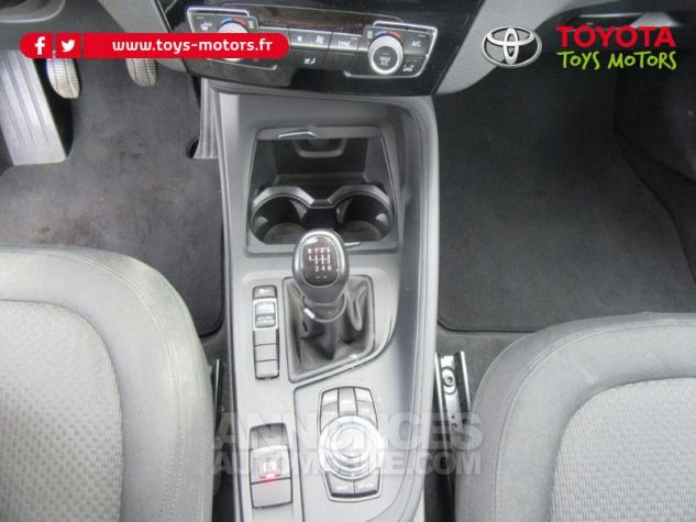 BMW X1 sDrive18d 150ch Lounge BLANC Occasion - 15