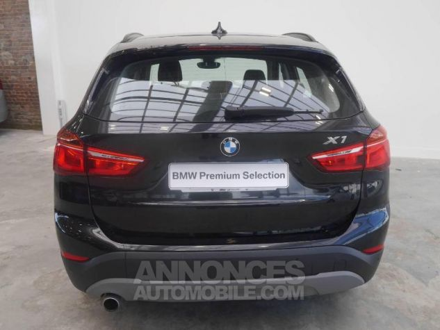 BMW X1 sDrive18dA 150ch Business Saphirschwarz Occasion - 5