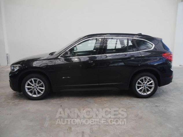 BMW X1 sDrive18dA 150ch Business Saphirschwarz Occasion - 6