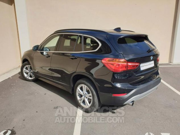 BMW X1 sDrive18dA 150ch Business Noir Occasion - 1