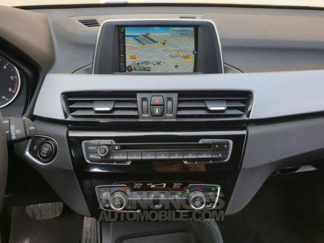 BMW X1 sDrive18dA 150ch Business Noir Occasion - 7
