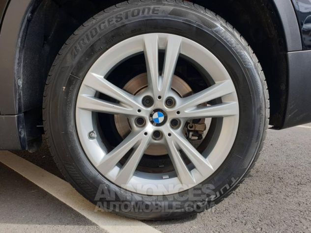 BMW X1 sDrive18dA 150ch Business Noir Occasion - 11