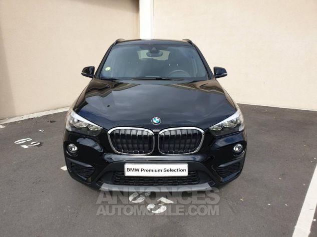 BMW X1 sDrive18dA 150ch Business Noir Occasion - 17