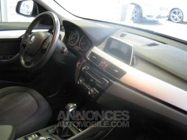 BMW X1 sDrive18dA 150ch Lounge Alpinweiss uni Occasion - 2
