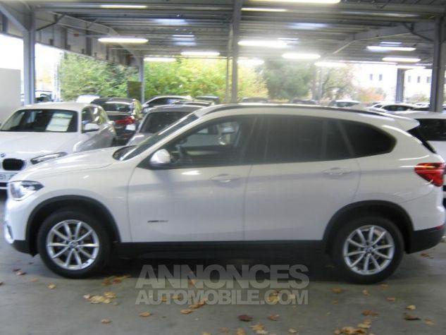 BMW X1 sDrive18dA 150ch Lounge Alpinweiss uni Occasion - 6