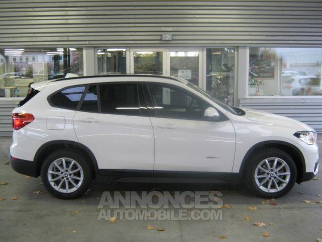 BMW X1 sDrive18dA 150ch Lounge Alpinweiss uni Occasion - 7