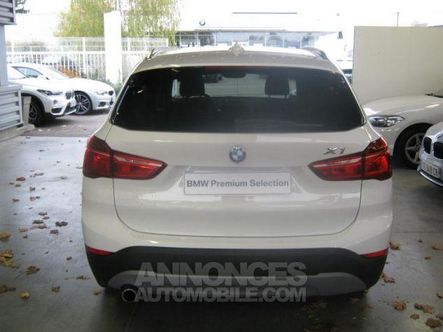 BMW X1 sDrive18dA 150ch Lounge Alpinweiss uni Occasion - 8