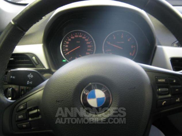 BMW X1 sDrive18dA 150ch Lounge Alpinweiss uni Occasion - 12
