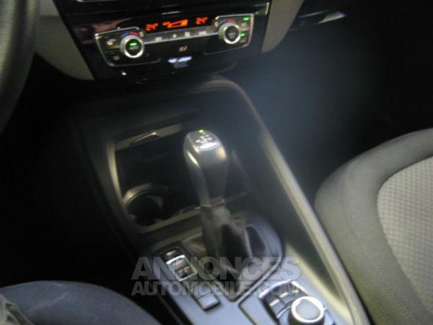 BMW X1 sDrive18dA 150ch Lounge Alpinweiss uni Occasion - 14