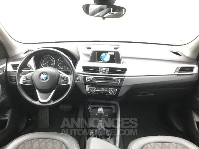 BMW X1 sDrive20dA 190ch xLine BLANC Occasion - 3
