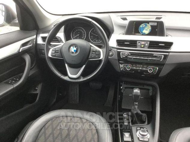 BMW X1 sDrive20dA 190ch xLine BLANC Occasion - 4