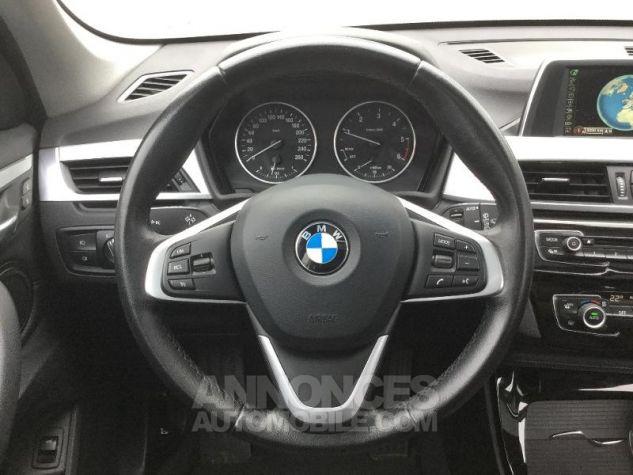 BMW X1 sDrive20dA 190ch xLine BLANC Occasion - 5