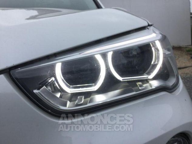 BMW X1 sDrive20dA 190ch xLine BLANC Occasion - 10