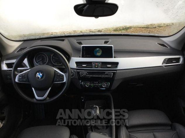 BMW X1 sDrive20dA 190ch xLine Euro6c Saphirschwarz Métal Occasion - 3
