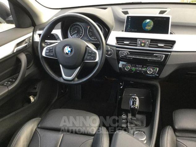 BMW X1 sDrive20dA 190ch xLine Euro6c Saphirschwarz Métal Occasion - 4