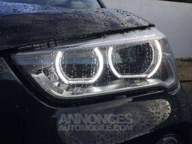 BMW X1 sDrive20dA 190ch xLine Euro6c Saphirschwarz Métal Occasion - 10
