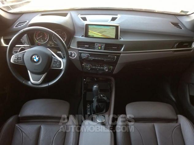 BMW X1 XDRIVE 25D 231 CH BVA8 xLine Blanc Occasion - 4
