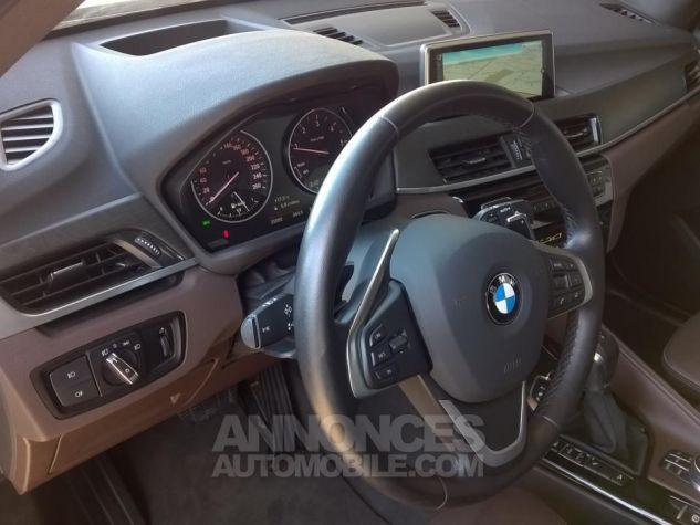 BMW X1 XDRIVE 25D 231 CH BVA8 xLine Blanc Occasion - 7