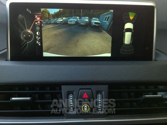 BMW X1 XDRIVE 25D 231 CH BVA8 xLine Blanc Occasion - 8