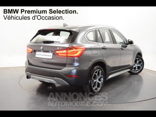 BMW X1 xDrive18dA 150ch xLine Mineralgrau Occasion - 1