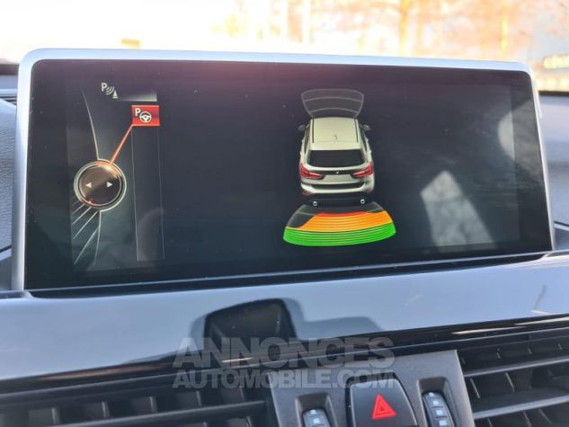 BMW X1 xDrive18dA 150ch xLine Mineralgrau Occasion - 7