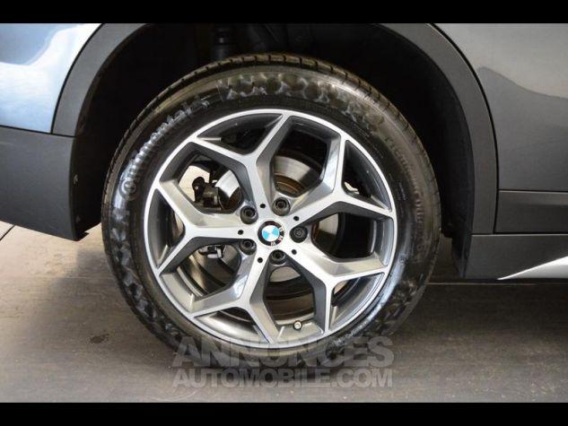 BMW X1 xDrive18dA 150ch xLine Mineralgrau Occasion - 10