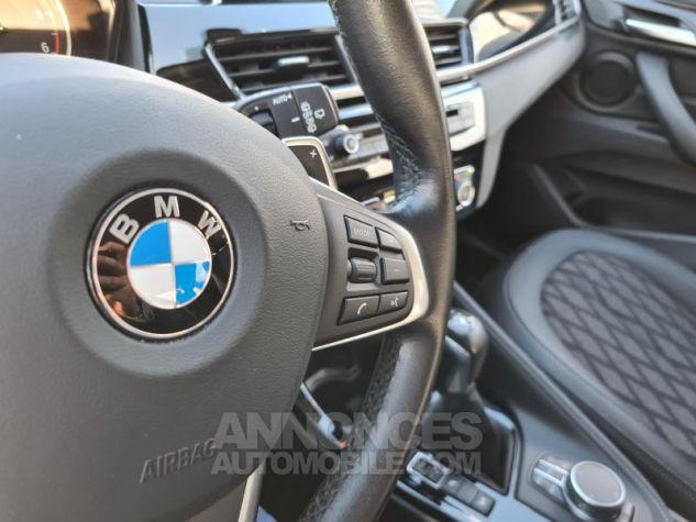 BMW X1 xDrive18dA 150ch xLine Mineralgrau Occasion - 11