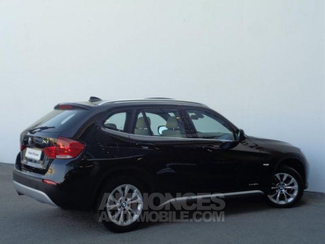 BMW X1 xDrive20d 177ch Luxe Saphirschwarz metallisee Occasion - 2