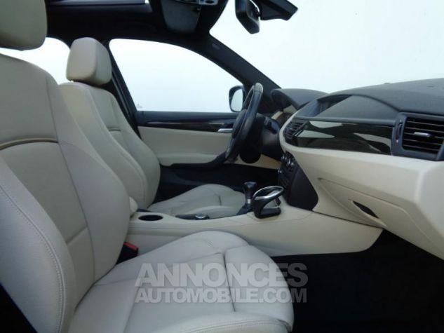 BMW X1 xDrive20d 177ch Luxe Saphirschwarz metallisee Occasion - 3