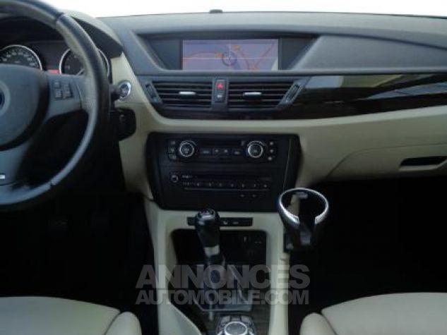 BMW X1 xDrive20d 177ch Luxe Saphirschwarz metallisee Occasion - 5