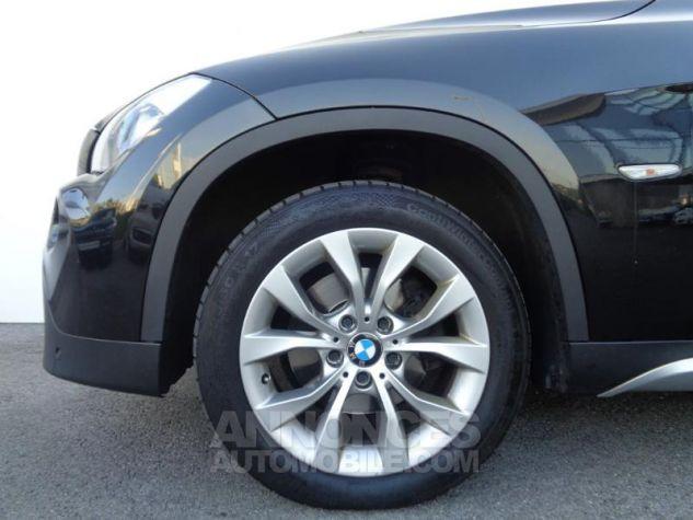 BMW X1 xDrive20d 177ch Luxe Saphirschwarz metallisee Occasion - 9