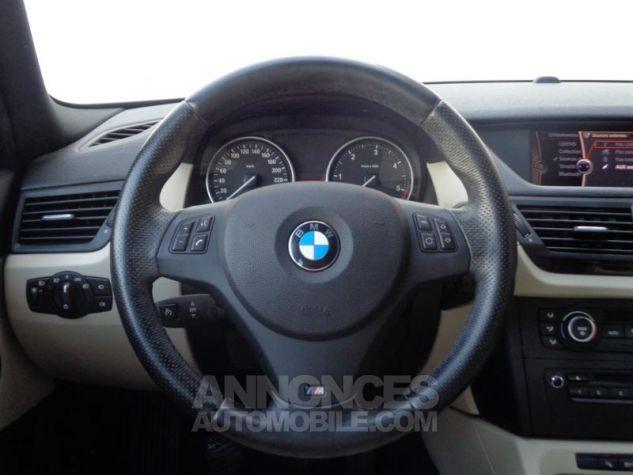 BMW X1 xDrive20d 177ch Luxe Saphirschwarz metallisee Occasion - 13